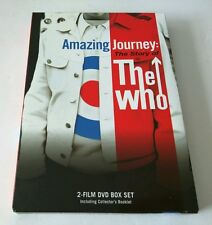 Amazing Journey: The Story of The Who (DVD, 2007) **2-FILM BOX SET**
