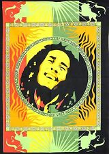 Bob Marley Tapestry Wall Hanging Throw Poster Flag Cotton 40*30 Hippie Hippy Boh