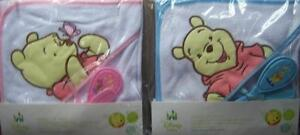 NEW WINNIE THE POOH HOODED TOWEL WITH BRUSH AND COMB, Baby Shower