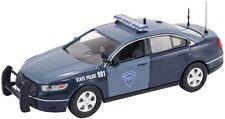 First Response Replicas Massachusetts State Police 2014 Ford PI Sedan