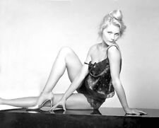 CAROL LYNLEY  8 X 10 PHOTO GLOSSY # 1