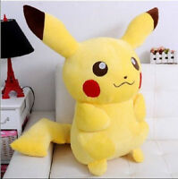 Pikachu Plush Toys New Hot 12'' 30Cm  Anime Pokemon Doll Xmas Children Gift New