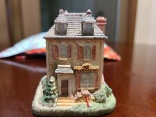 Liberty Falls Americana Collection Village The Wooden Nickel Inn Ah42 Vintage