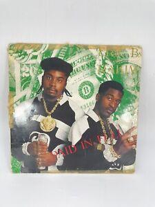 ERIC B & RAKIM Paid in Full 1987 Original Vinyl LP RARE
