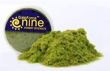 Galeforce Nine Green Static grass-verde hierba estático, diseño base