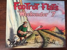 FOOTROT FLATS weekender 7 By MURRAY BALL