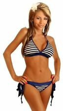 Unbranded Halterneck Side Tie Swimwear for Women