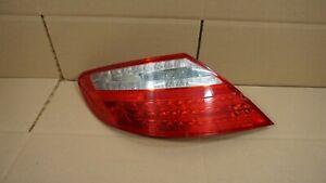2012-2015 MERCEDES BENZ SLK250 R172 REAR LEFT DRIVER SIDE TAIL LIGHT LED OEM