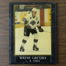 brand new 8eab9 2775a Wayne Gretzky Plaque NHL Fan Apparel & Souvenirs for sale   eBay