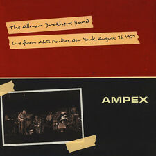 Allman Brothers Band - Live From A&R Studios (Vinyl 2LP - 2016 - US - Original)