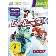 X-Box 360 CrossBoard 7 Kinect Sport Rennspiel Raceboard Multiplayer Mehrsprachig