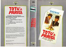Totò a Parigi (1958) VHS
