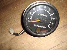 "Polaris 4 1/2"" Tachometer Gauge XLT Ultra Indy XCR SP Classic 6 Pulse"