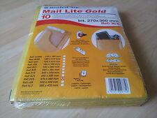 50 Buste Imbottite Mail Lite Gold cm 27x36