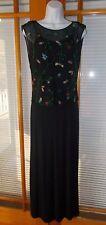 Black Two-Piece Formal Dress by Rimini