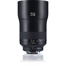 New ZEISS Milvus 135mm f/2 ZF.2 Lens for Nikon F Mount Made in Japan