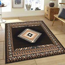 Rugs Area Rugs Carpets 8X10 Rug Large Floor Big Southwestern Cool Black 5X7 Rugs