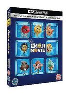 The Emoji Film 4K Ultra HD Nuovo 4K UHD (UHDRH2326UV)