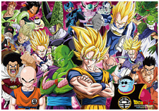 "Jigsaw Puzzles 1000 Pieces ""Dragon Ball Z - Cell"""