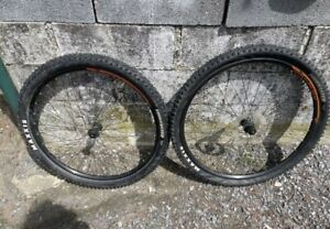 """Roues Syncross 29"""""""