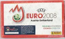 Euro 2008 Austria Svizzera Box 100 Bustine figurine Panini