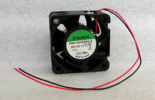Sunon 40mm x 24mm High Airflow 12V Fan 17.5 CFM 2 Ball Bare Leads PMD1204PBB3-A