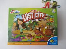 The Lost City Jig-Saw Puzzle.