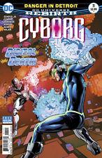 Cyborg #11 DC Comics 2017 DCU Rebirth