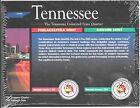 2002 Philadelphia & Denver Mint Tennessee Colorized State Quarters COA Sealed