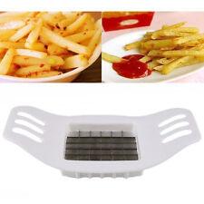 Potato Chips Cutter Chopper Knife Slicer French Fries Making Machine Kitchen