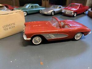 1961 Corvette Dealer Promo With Original Box!!!!