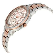 Michael Kors MK6288 Madelyn Mother of Pearl Dial Stainless Steel Women's Watch