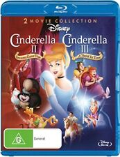 Disney Cinderella 2 - 3 Dreams Come True / A Twist In Time Blu-Ray Collection