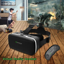 New listing 3D Vr Glasses Virtual Reality Headset 90-100 Degree Visual Wide Angle For