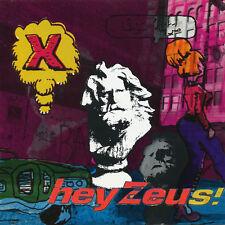 X  -  Hey Zeus!  - 1993 Exene Cervenka John Doe NEW Cassette