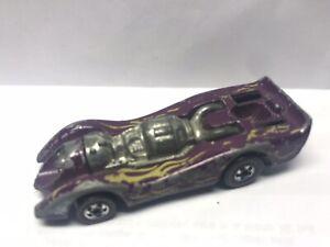 """Hotwheels MATTEL Redline """"1970 Jet Threat"""" Diecast Toy Car (ZZd2)"""