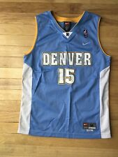 Carmelo Anthony Denver Nuggets Swingman Jersey (stitched) Nike Youth MEDIUM