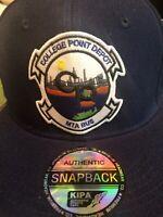 MTA College Point Depot Snapback Hat.