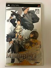 Used PSP Magna Carta Portable JapaneseVer.with manual
