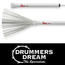 Vic Firth Retractable Wire Brushes VFWB - Jazz Drum Brushes RRP $69.00