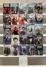 Doctor Who Idw 25 Lot Comic Book Comics Set Run Collection Box