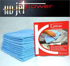 10x Profi Mikrofasertuch Lackpflege Politur Reinigungstuch für Auto und Motorrad