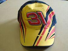 "NASCAR/CAT ""Jeff Burton #31"" Hat, Richard Childress Racing, Chase Authentics"