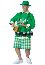 Cheers N' Beers St. Patrick's Day Adult Mens Costume