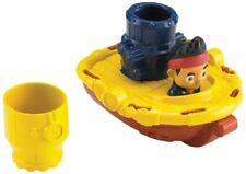 Fisher-Price Jake and The Never Land Pirates Jake's Pirate Cruiser, Bath Toy