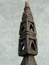 Ancien SURJOUG bois sculpté art populaire BEJOUET SUBREJOUG Gers ? Italie ?