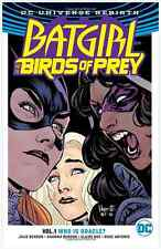 BATGIRL THE BIRDS OF PREY VOL. 1: WHO IS ORACLE? GRAPHIC NOVEL COMIC BOOK