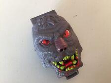 MIGHTY MAX 1992 BLUEBIRD Werwolf incomplete horror heads