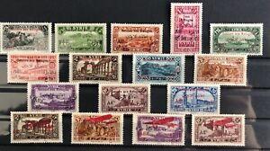 1927 Syria War Refugee Fund full set MLH