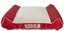KONG Chew Resistant Heavy Duty Dog/Cat Pillow Bed Red - NEW WITH TAGS! Large